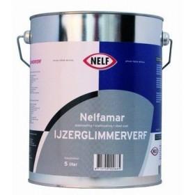 Nelfamar HB IJzerglimmer Alucoating
