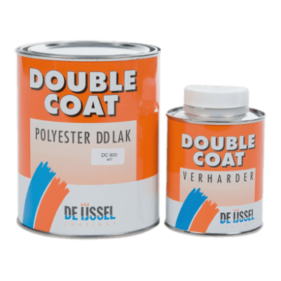 De IJssel Double Coat speciale kleuren