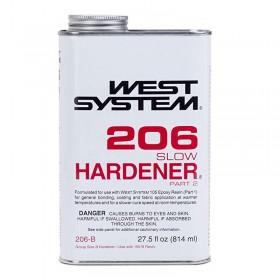 West System Epoxy Harder 206