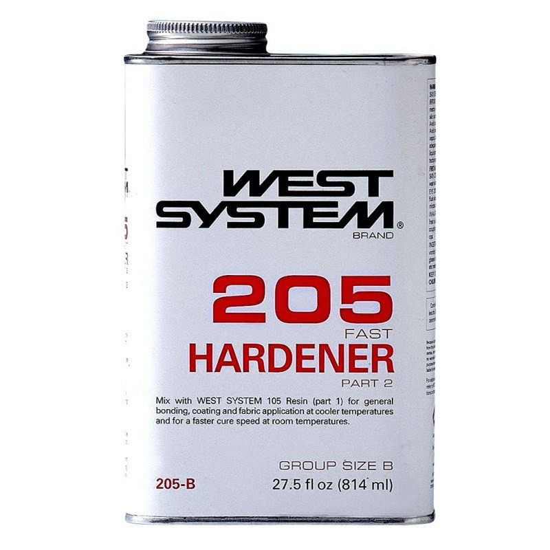 West System Epoxy Harder 205