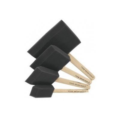 Poly Brush Schuimkwasten Set
