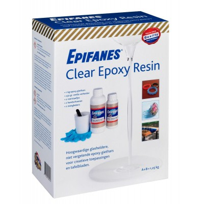 Epifanes Clear Epoxy Resin