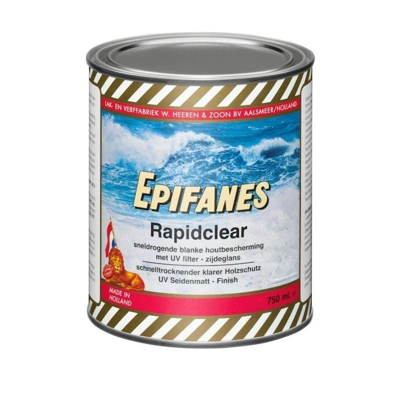 Epifanes Rapidclear 0,75 ltr