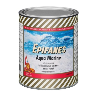 Epifanes Aqua Marine Interieurvernis 1 Ltr
