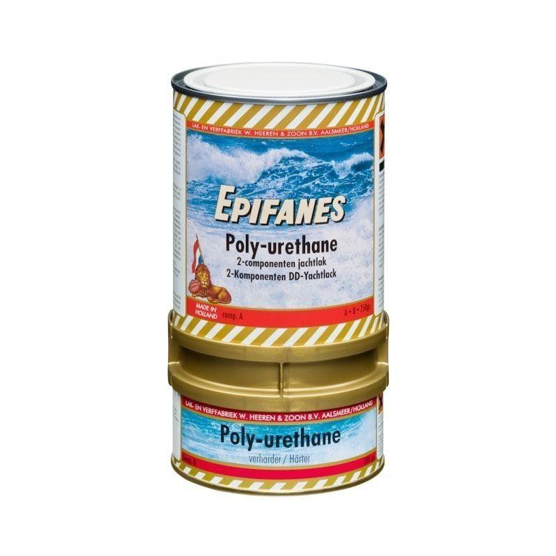 Epifanes Poly-urethane Jachtlak blank met UV-filter