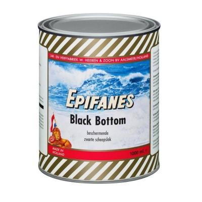 Epifanes Black Bottom