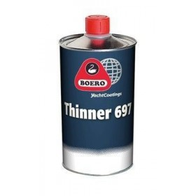 Boero Thinner 697 - 500 ml.