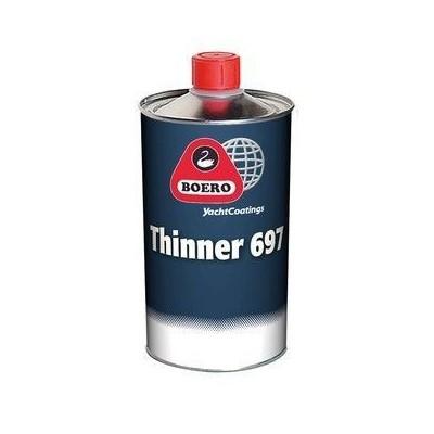 Thinner 697 - 500 ml.