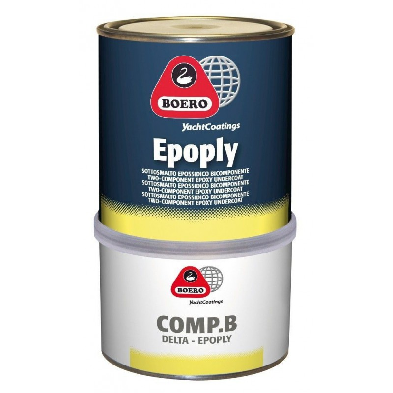 Boero Epoply epoxy undercoat