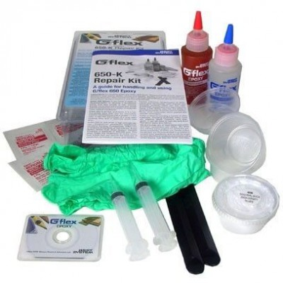 West System G-flex Flexibele epoxylijm Repair kit