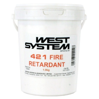 West System 421 vuurvertragend middel