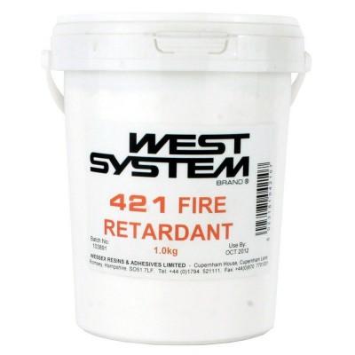 West System 421 vuurvertragend middel