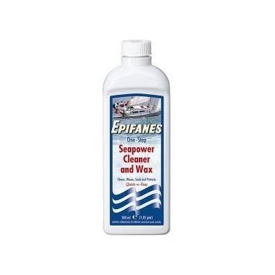 Seapower Cleaner & Wax 1 ltr