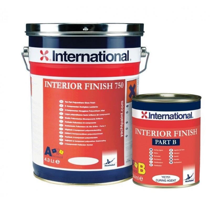International Interior Finish 750