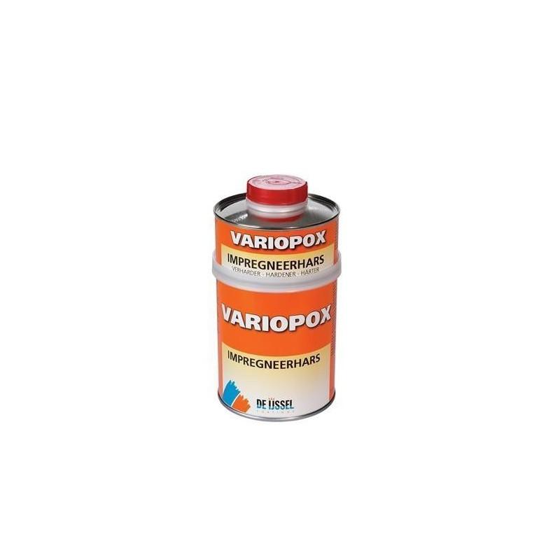 Variopox Impregneerhars 0,75 ltr