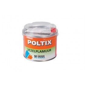 Poltix vezelplamuur