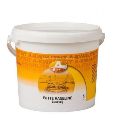 Witte Vaseline 5 kg.