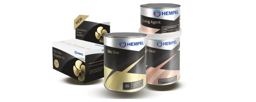 Hempel Silic One Fouling Release System